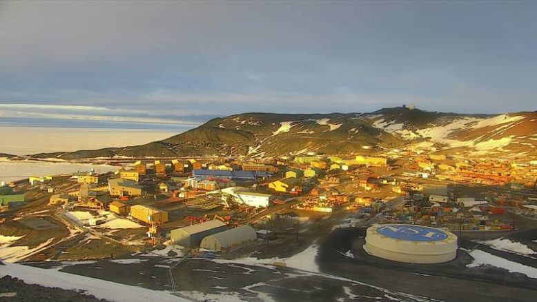 Antartide – Stazione McMurdo