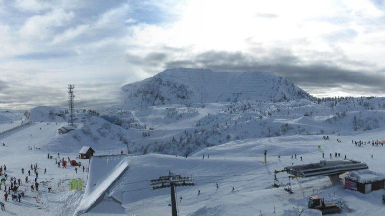 Monte Zoncolan - Vista Panoramica