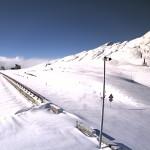 Passo del Piccolo San Bernardo – Panorama Sud