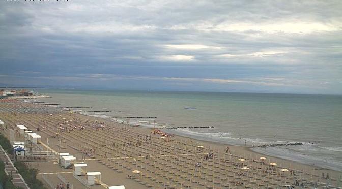 Webcam caorle vista sulla spiaggia meteo webcam - Web cam rimini bagno 39 ...