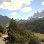 Val di Funes – Vista sul Gruppo Odle