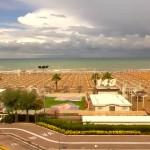 Rimini – Vista sulla spiaggia