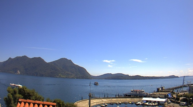 Webcam verbania vista sul lago maggiore meteo webcam - Web cam rimini bagno 39 ...