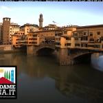 Firenze – Vista ravvicinata su Ponte Vecchio