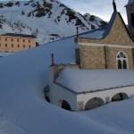 Sant'Anna di Vinadio – Vista sul Santuario