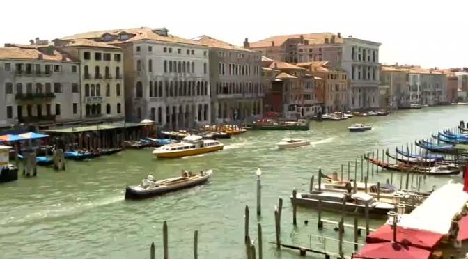 Venezia – Vista del Canal Grande
