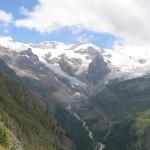 Ristoro Sitten – Vista sul Monte Rosa