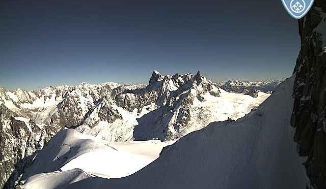 Monte Bianco – Aiguille du Midi (Skyway Monte Bianco)