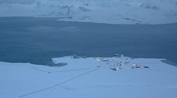 Ny-Ålesund - Isole Svalbard