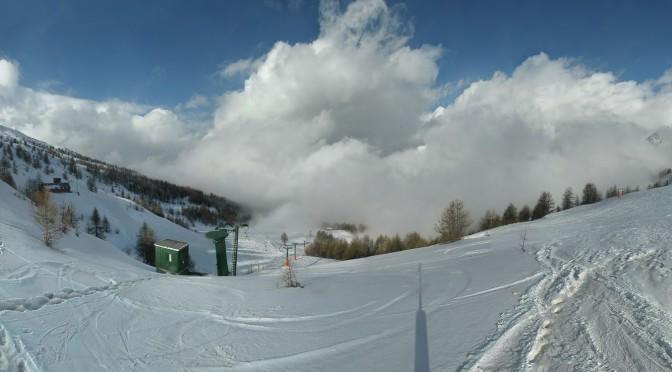 Bardonecchia - Plateau del Monte Jafferau