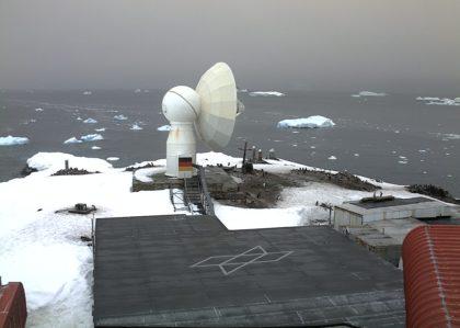 Antartide - Base Generale Bernardo O'Higgins