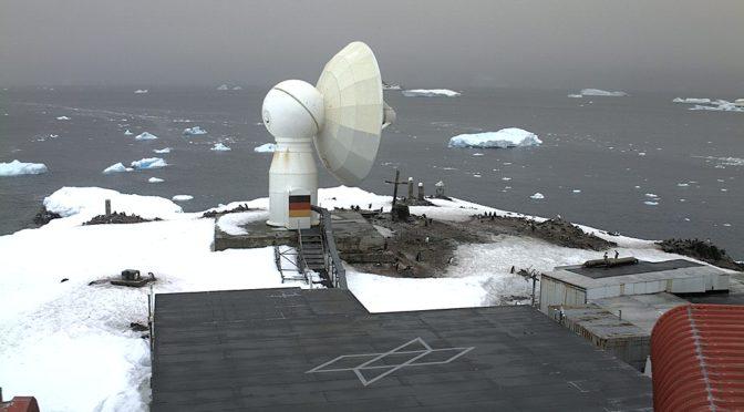 Antartide – Base Generale Bernardo O'Higgins