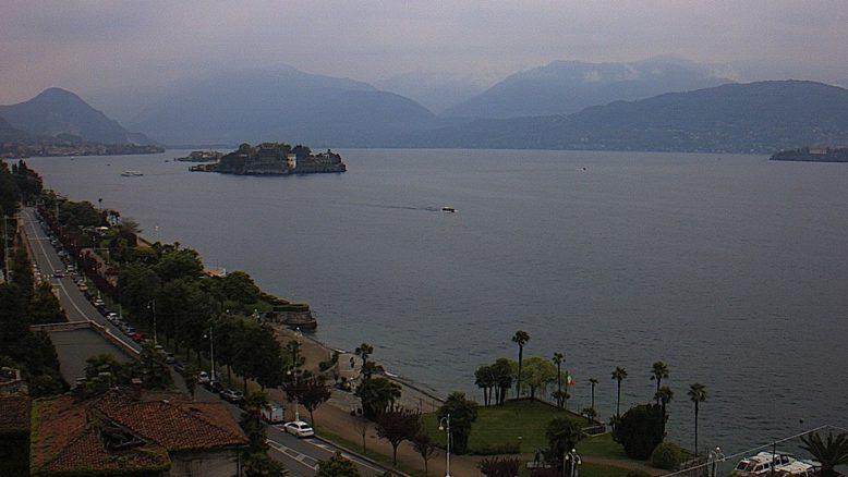 Stresa sul Lago Maggiore - Vista sul Litorale Borromeo