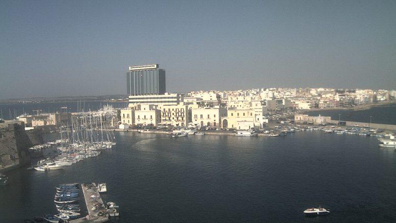Gallipoli - Antico Porto del Seno del Canneto