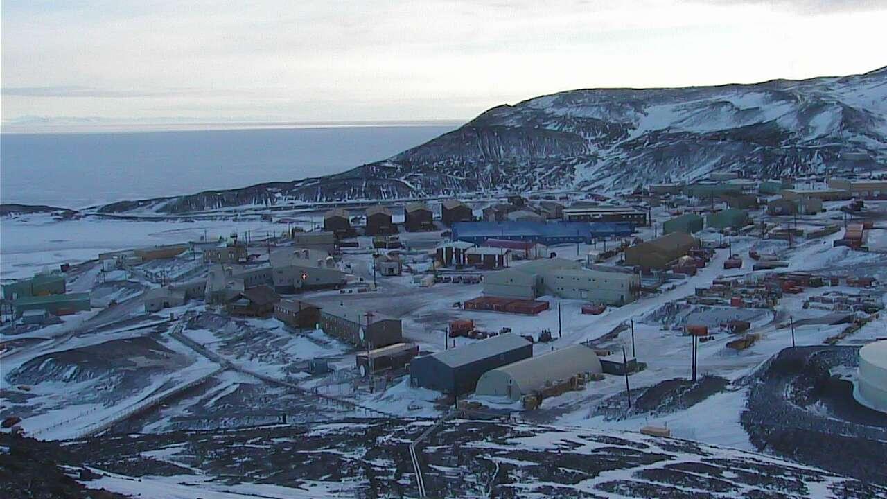Antartide - Stazione McMurdo
