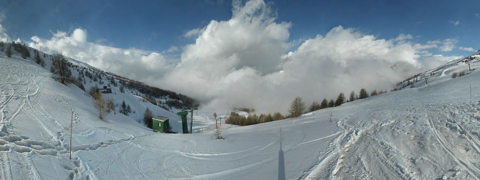 Bardonecchia - Plateau Monte Jafferau