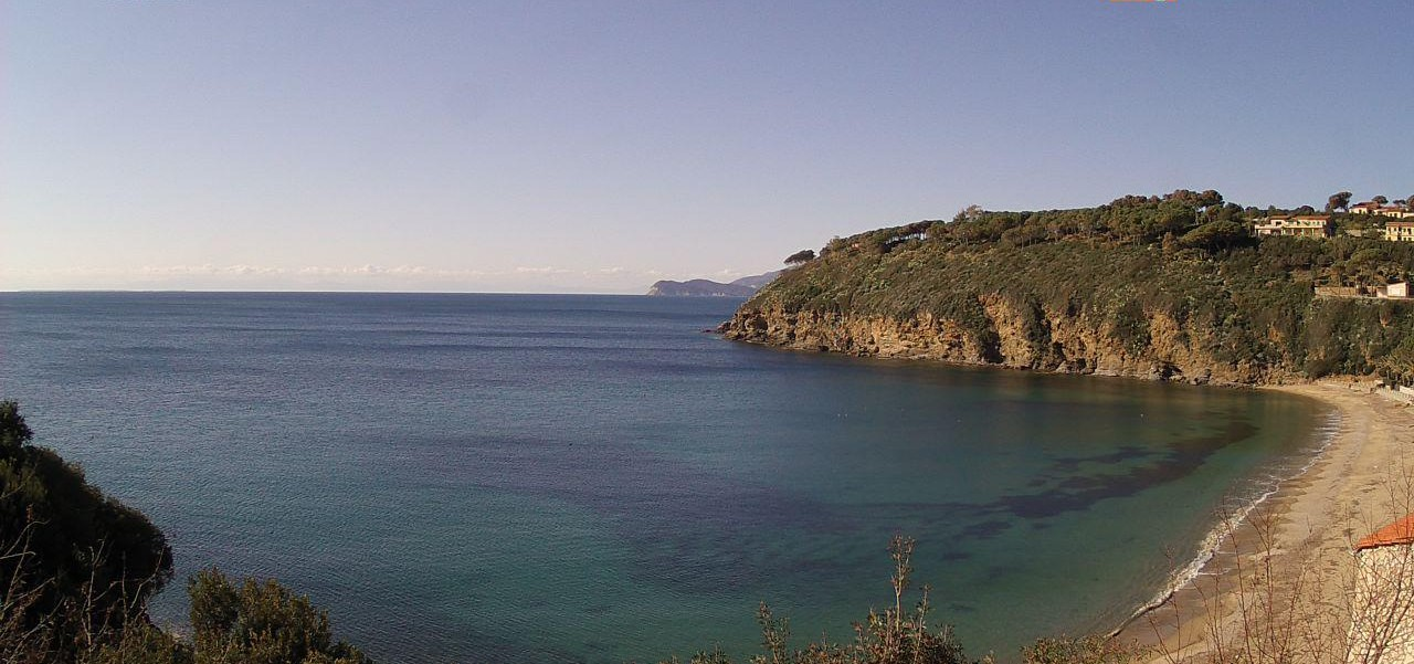 Isola d'Elba - Spiaggia di Morcone (Capoliveri)