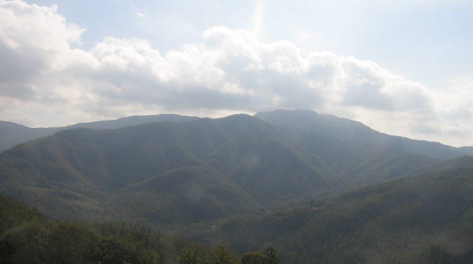 Parco Nazionale Foreste Casentinesi - Vista sul Monte Penna