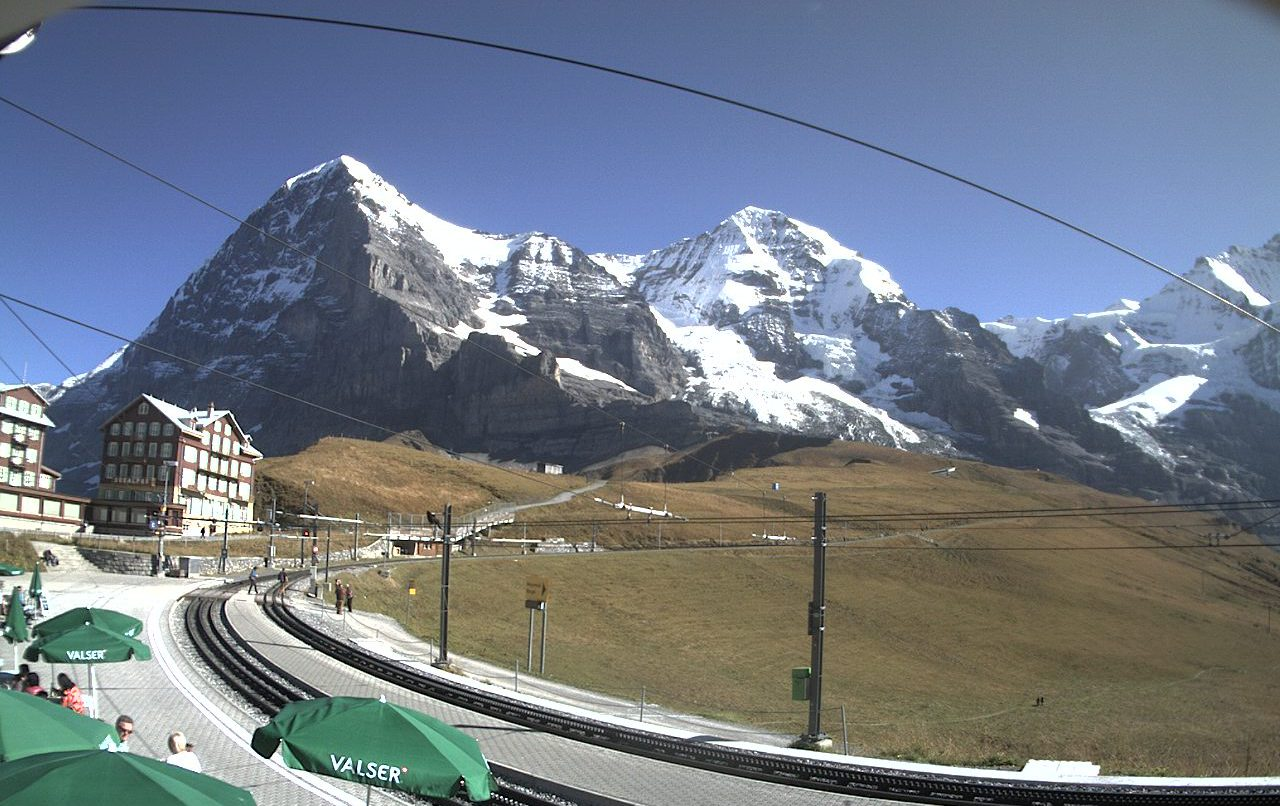 Eiger Parete nord (The North Face)