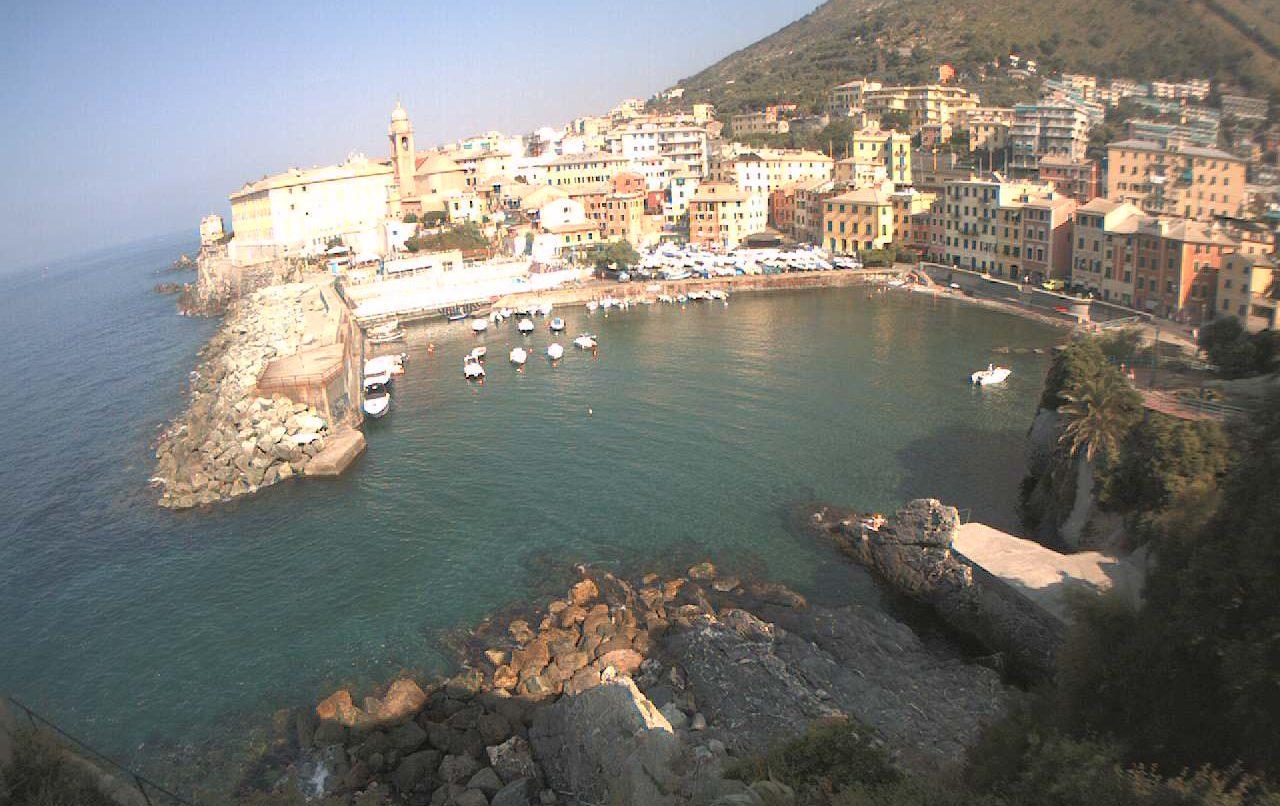 Genova Nervi - Porticciolo