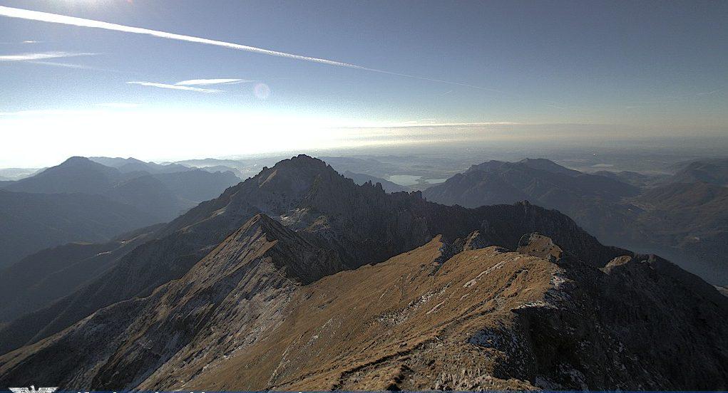 Grigna - Vista dal Rifugio Brioschi