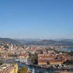 La Spezia - Vista sulla città e sul porto