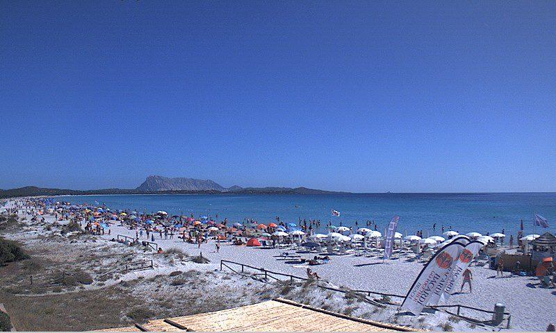 San Teodoro - Spiaggia de la Cinta