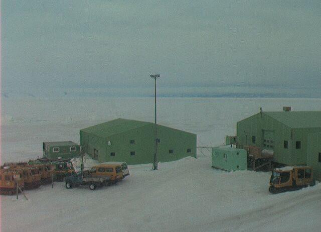 Antartide - Scott Base