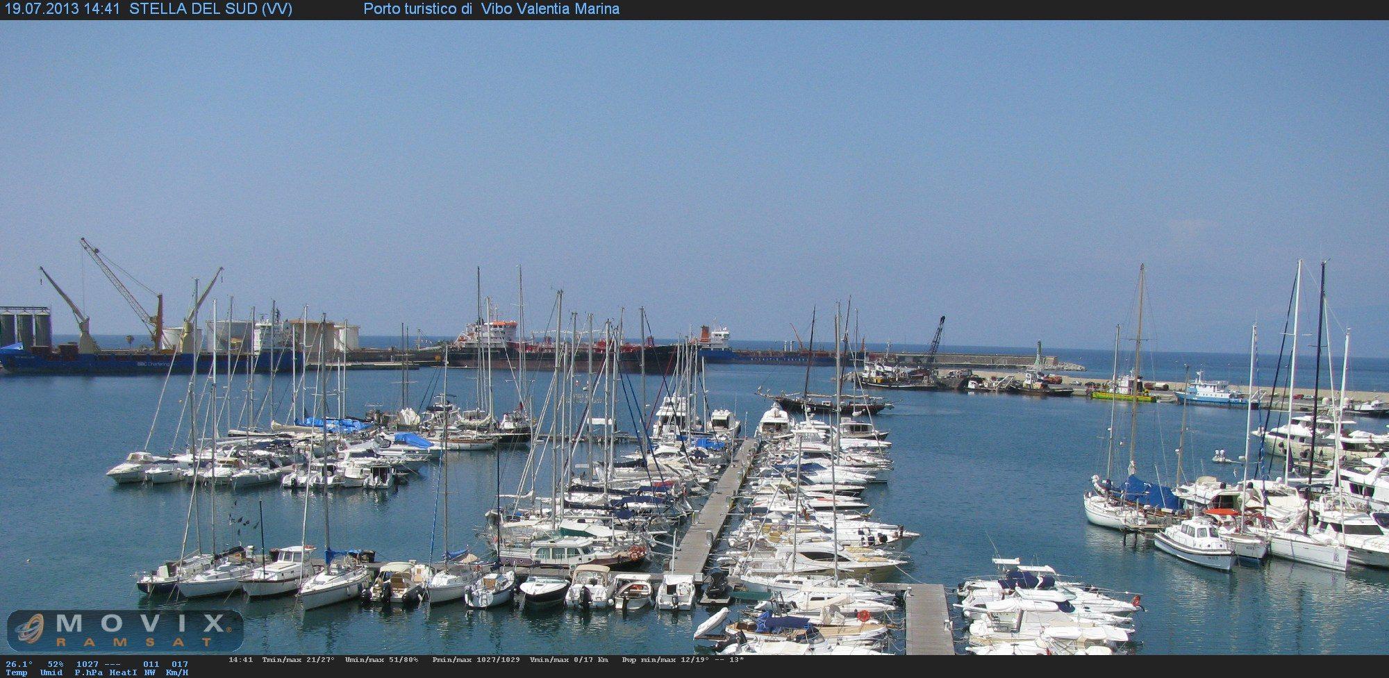 Porto turistico di Vibo Valentia Marina