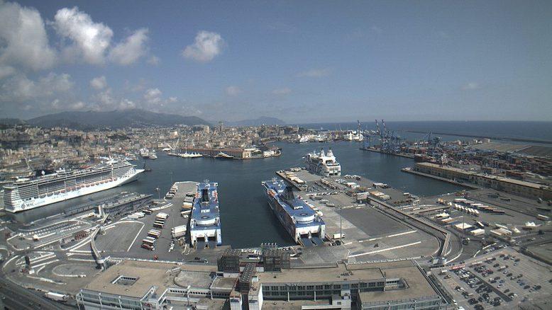 Porto di Genova - terminal traghetti