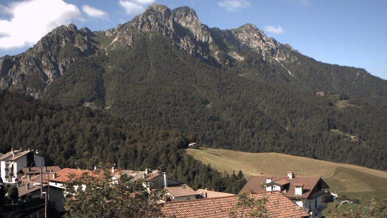 Monte Alben nelle Prealpi Orobie