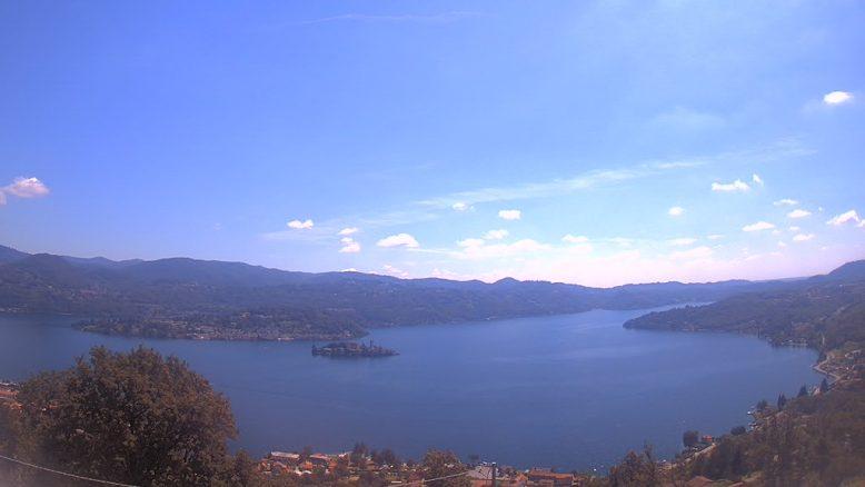 Pella sul Lago d'Orta