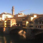 Firenze - Vista su Ponte Vecchio
